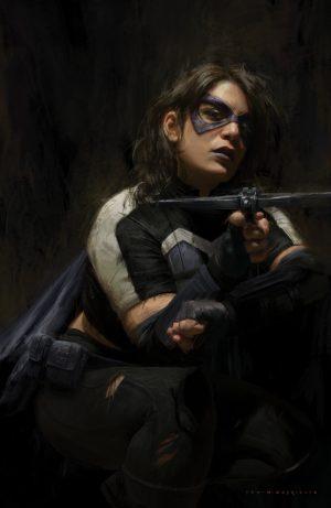 Batman Secret Files: Huntress #1 - DC Comics Solicitations July 2021
