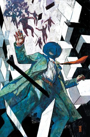 Checkmate #2 - DC Comics Solicitations July 2021
