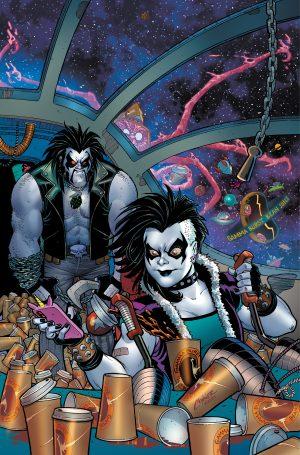 Crush & Lobo #2 -DC Comics Solicitations July 2021
