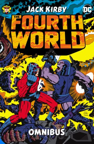 Absolute Fourth World By Jack Kirby Vol. 2 -DC Comics Solicitations July 2021
