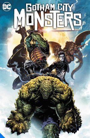 Gotham City Monsters -DC Comics Solicitations July 2021