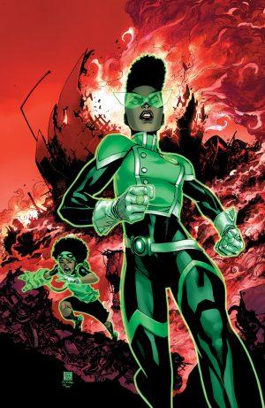Green Lantern #4 - DC Comics Solicitations July 2021