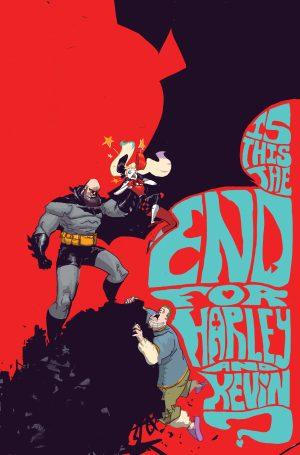 Harley Quinn #5 - DC Comics Solicitations July 2021