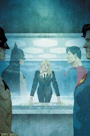 Infinite Frontier #2 - DC Comics Solicitations July 2021