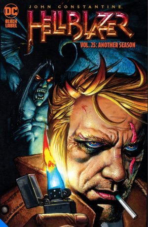 John Constantine, Hellblazer Vol. 25: Another Season -DC Comics Solicitations July 2021