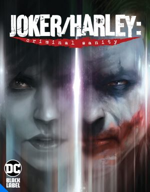 Joker/Harley: Criminal Sanity HC -DC Comics Solicitations July 2021
