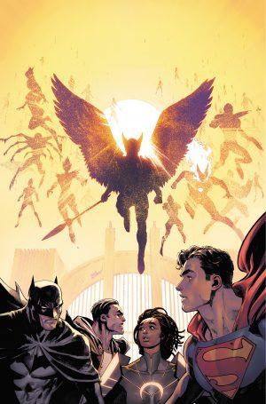 Justice League #64 - DC Comics Solicitations July 2021