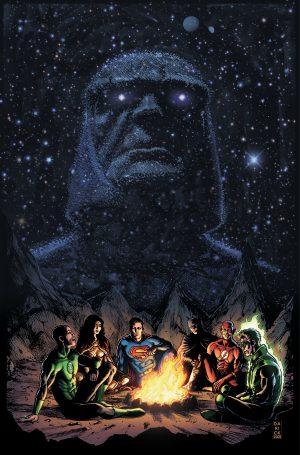 Justice League: Last Ride #3 -DC Comics Solicitations July 2021