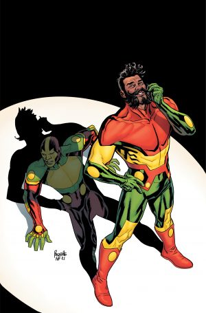 Mister Miracle: The Source of Freedom #3 -DC Comics Solicitations July 2021