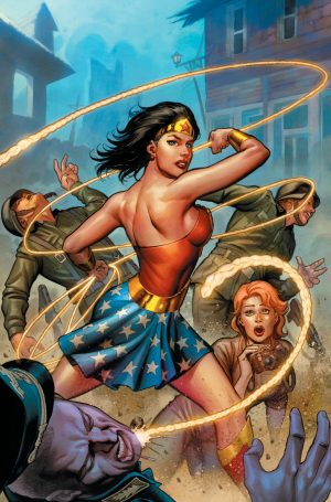 Sensational Wonder Woman #5 -DC Comics Solicitations July 2021