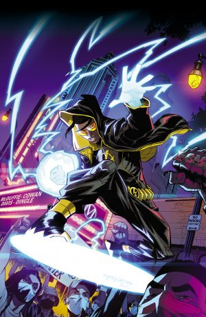 Static Season One #1 - DC Comics Solicitations July 2021