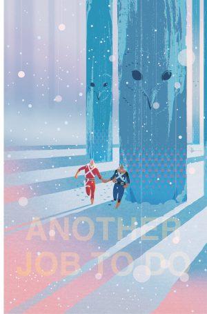 Strange Adventures #11 -DC Comics Solicitations July 2021