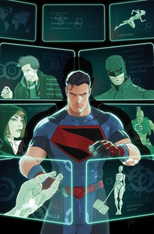 Superman and the Authority #1