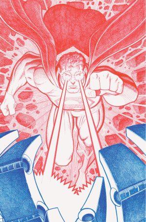 Superman Red & Blue #5 -DC Comics Solicitations July 2021
