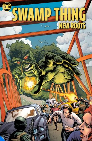 Swamp Thing: New Roots -DC Comics Solicitations July 2021