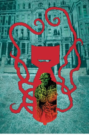 The Swamp Thing #5 -DC Comics Solicitations July 2021