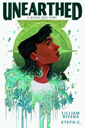 Unearthed: A Jessica Cruz Story -DC Comics Solicitations July 2021