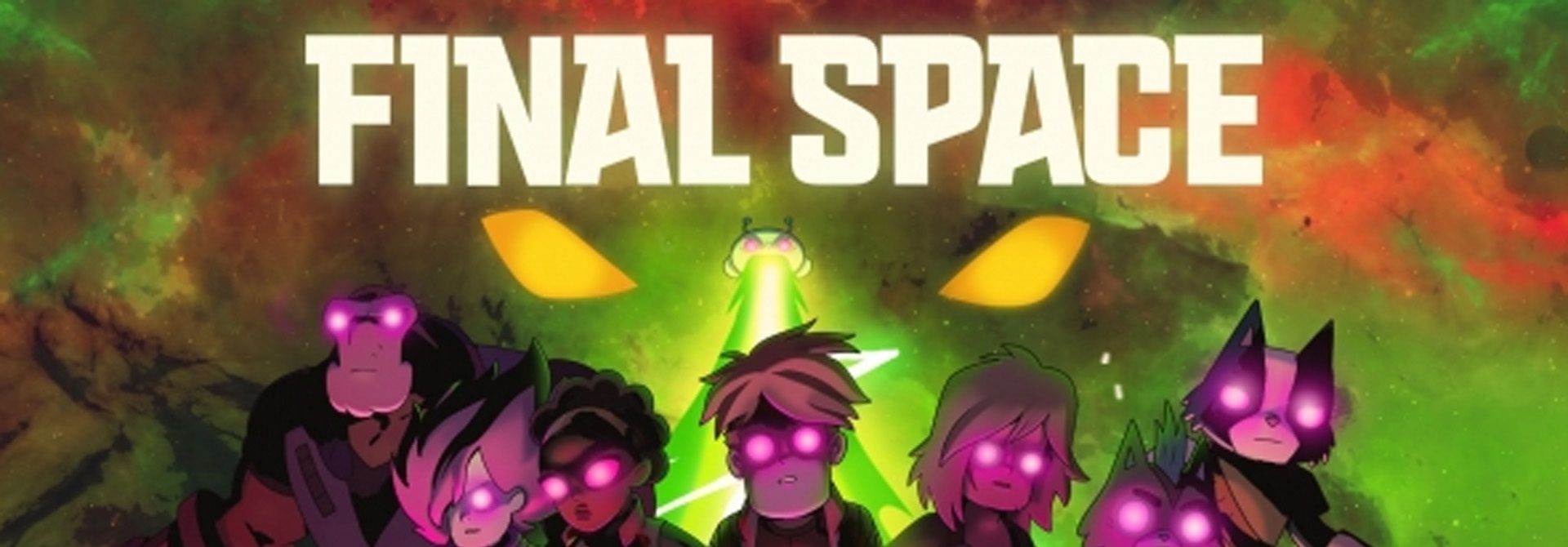 Don't Forget About Final Space Season 3
