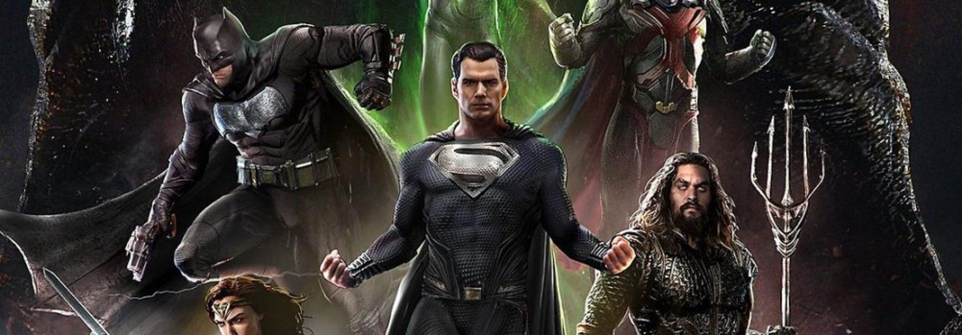 Zack Snyder's JUSTICE LEAGUE (vs. The Josstice League a little…)