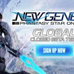 Phantasy Star Online 2: New Genesis Starts Beta Test May 14