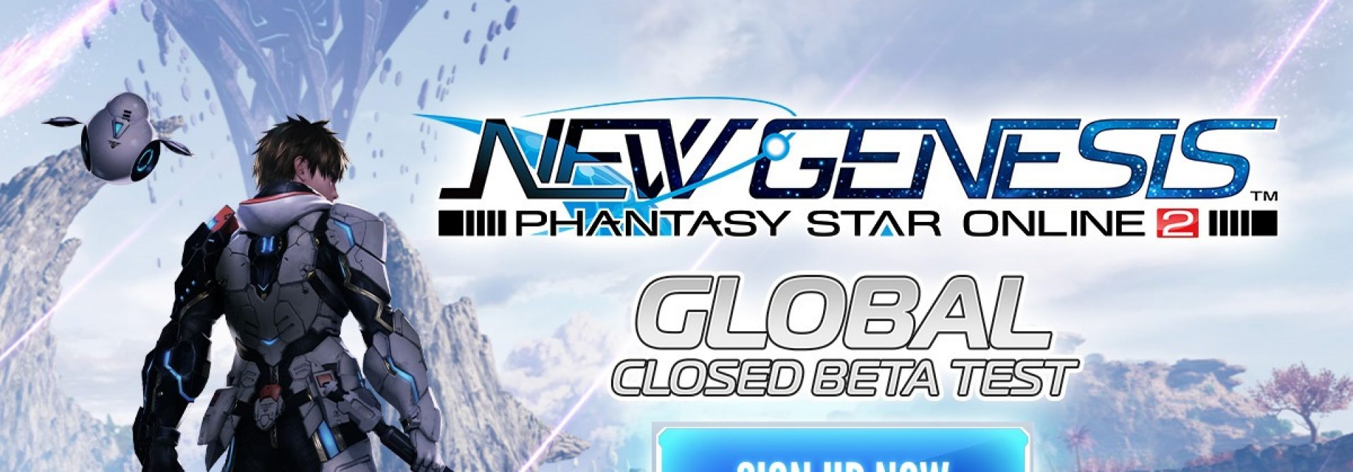 Phantasy Star Online 2: New Genesis Starts Beta Test May 14