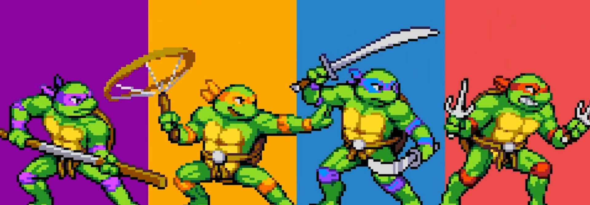Ninja Turtles: Shredder's Revenge Coming To Switch