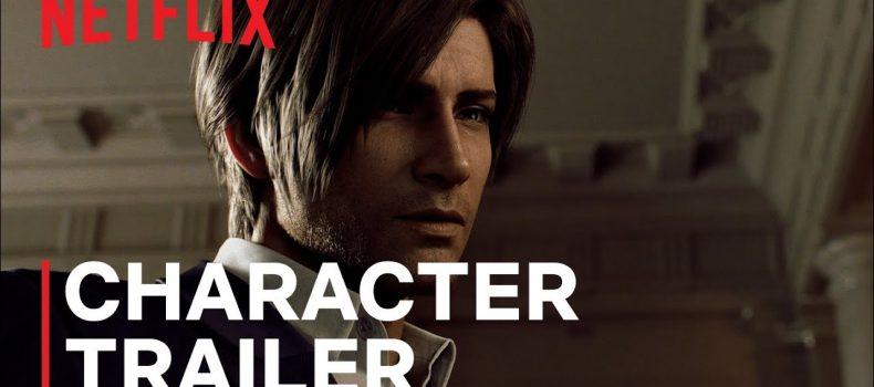 Resident evil:infinite Darkness Trailer
