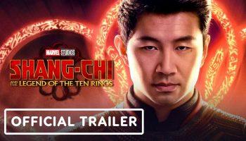 Shang-chi first teaser trailer