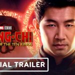 Shang-chi first teaser trailer