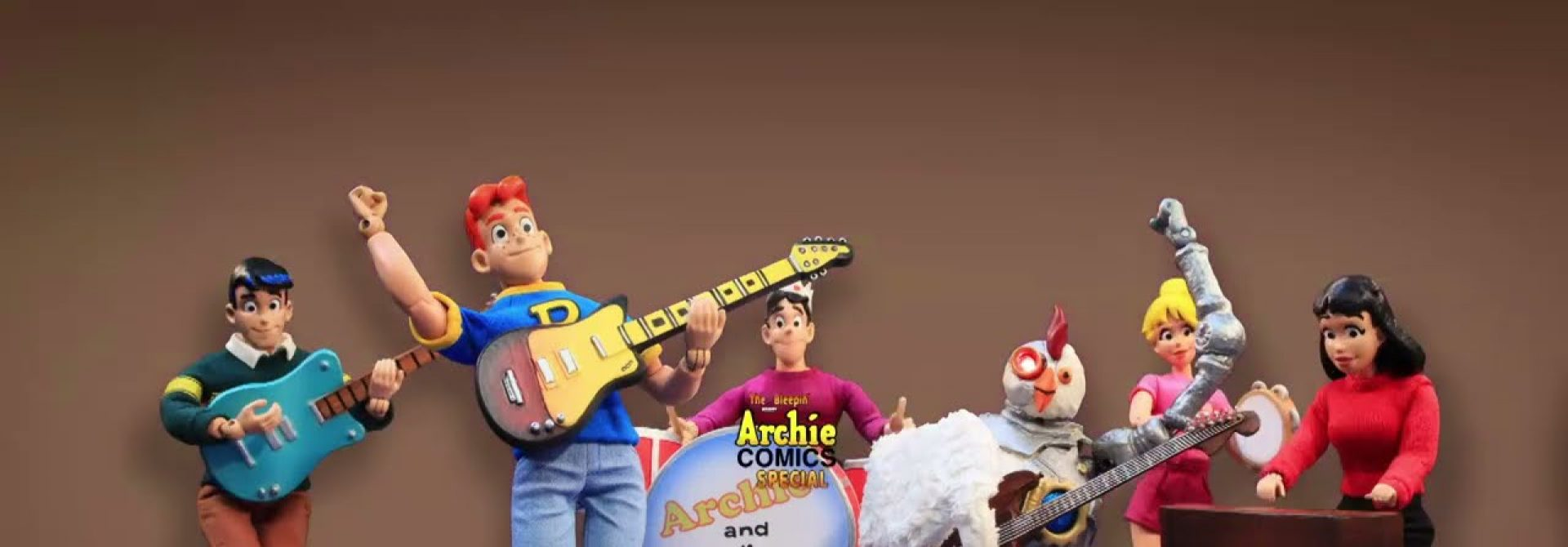The Bleepin' Robot Chicken Archie Comics Special Airs May 23