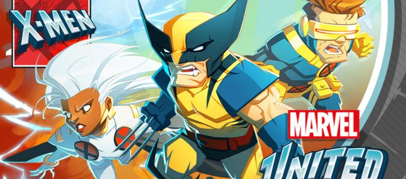 Marvel United: X-Men Launches Crowdfunding Campaign
