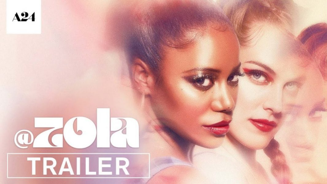Zola, A movie adapted from a Twitter thread….