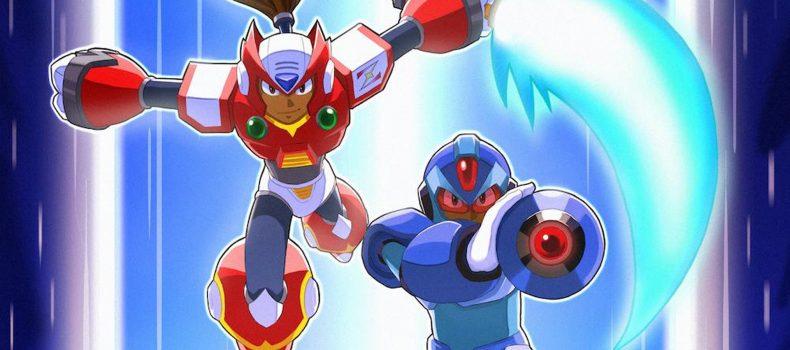 Introducing Mega Ran's Latest: Maverick Hunters