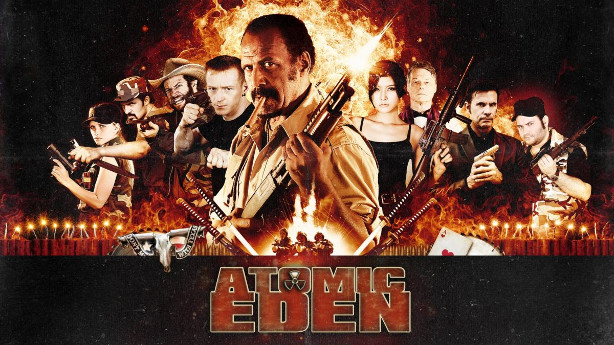 Atomic Eden Poster