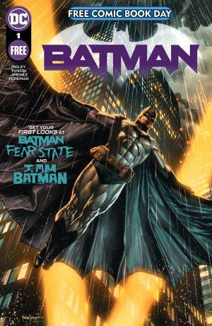 Batman FCBD Special Edition