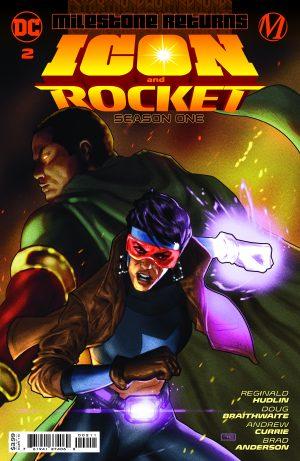 Icon & Rocket Season One #2