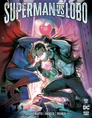 Superman vs. Lobo #1