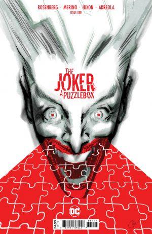 The Joker Presents: A Puzzlebox #1