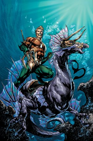 Aquaman 80th Anniversary Special #1