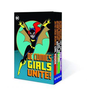 DC COMICS: GIRLS UNITE! BOX SET