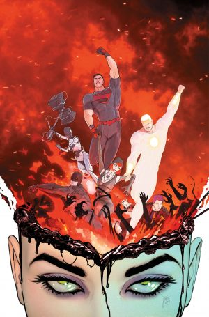 Superman and Authority #3