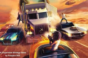 Fast & Furious: Highway Heist Coming from Funko Games