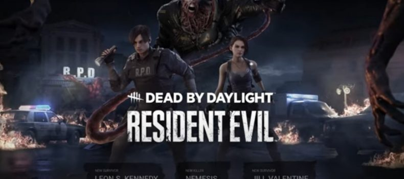 Resident Evil x Dead by Daylight announces the Survivors and Killers