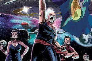IDW Announces Star Trek: The Mirror War