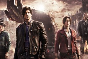 Resident evil: Infinite Darkness introduces new characters