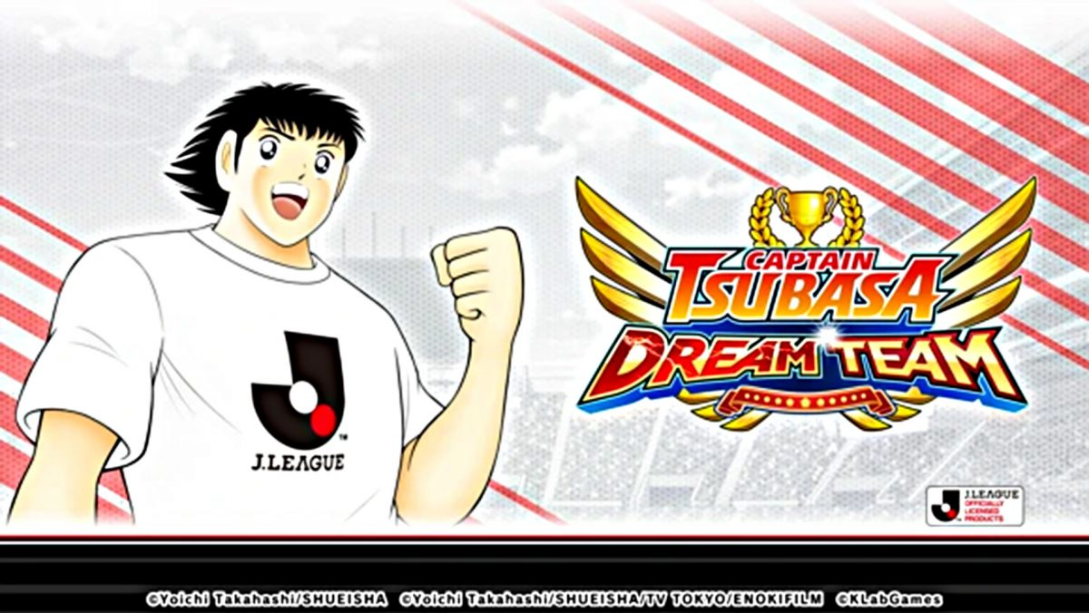 Captain Tsubasa: Dream Team Debuts Collaboration With J. League