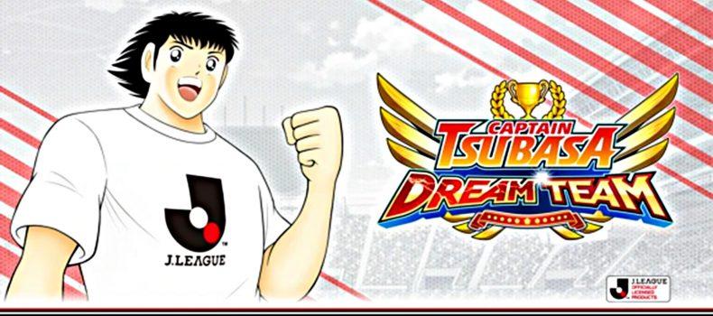 Captain Tsubasa: Dream Team Debuts Collaboration With J. League