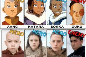 Netflix's Avatar the last Airbender won't be whitewashed