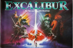 EXCALIBUR… Because It Influenced a Lot of Zack Snyder's Style. :)