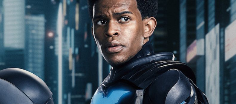 Batwoman's Luke Fox Is Becoming A Superhero Too